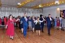 Seniorzy na balu karnawałowym w Łopusznie